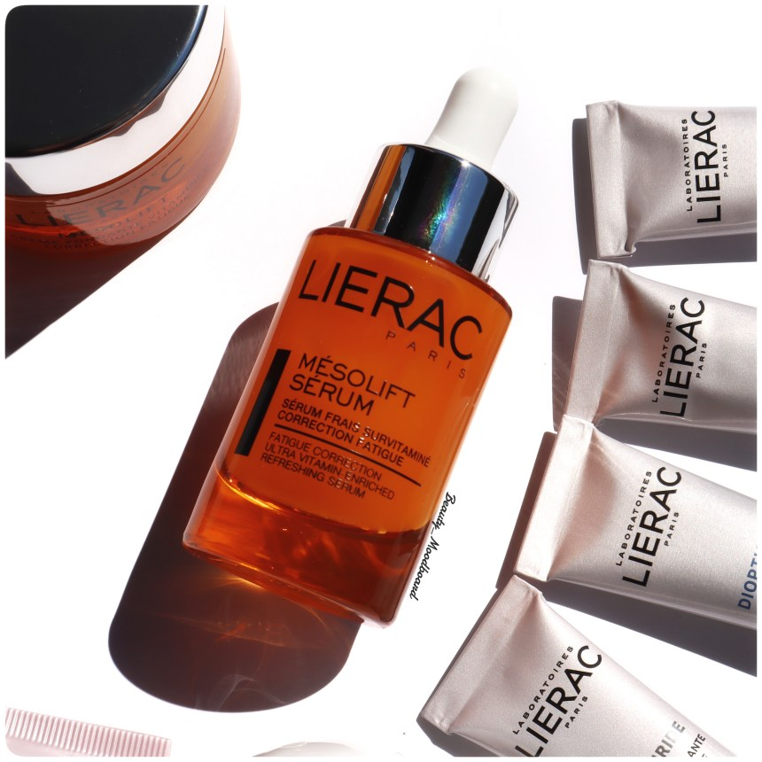 Sérum Mésolift Survitaminé Lierac Beauty HorosKope Mai 2019 Bélier