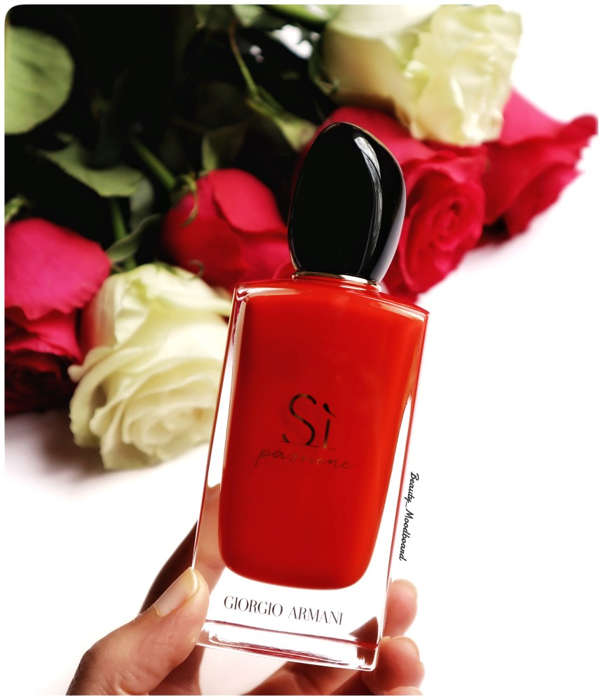 Parfum Armani Si Passione Maman Taureau