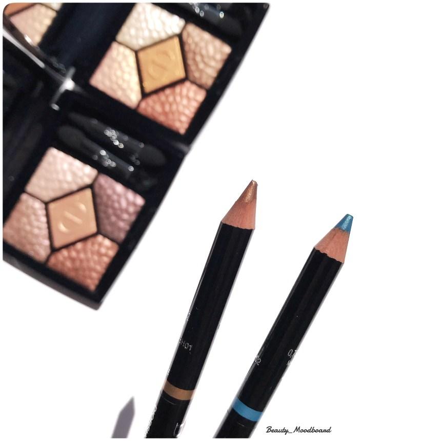 Diorshow In & Out Eyeliner Waterproof Bronze/Brown 002 Blue/Black 001 été 2019