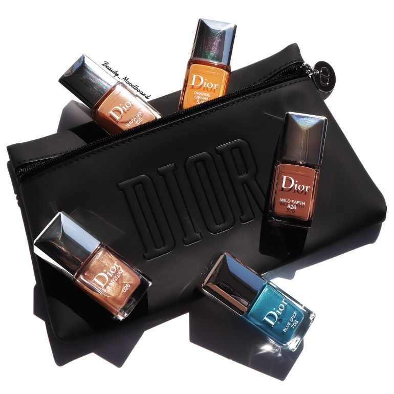Collection Dior Vernis Wild Earth summer 2019 et Sun Glow 026
