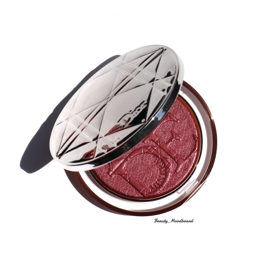 dior blush bois de rose intense effet chromé