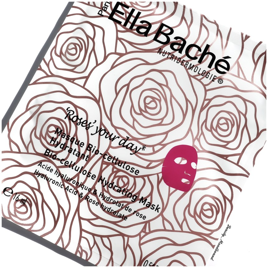 Masque hydratant collection Ella Baché Roses your day