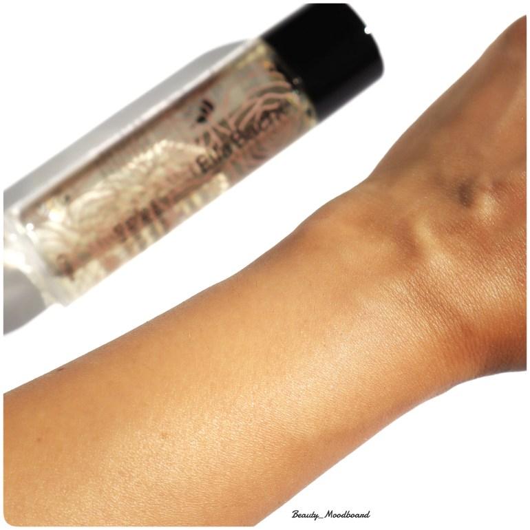 Effet peau lumineuse et hydratée avec la collection Ella Baché Roses your day