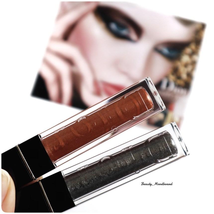 Dior Happy 2020 Collection Diorshow Liquid Mono Silver Flakes 060 et Copper Starks 650