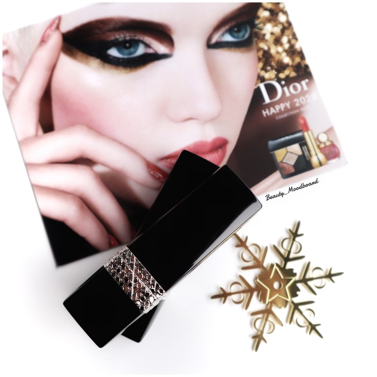 Rouge Dior Bijou édition limitée Noël 2019