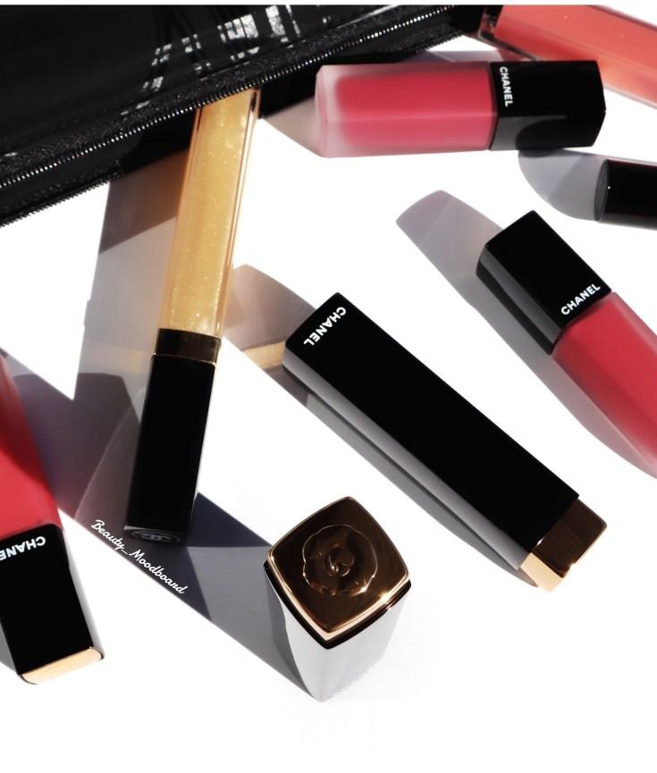 Rouges à lèvres Chanel