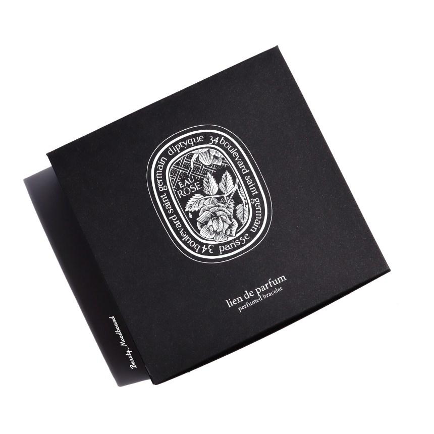 Packaging Lien de Parfum Eau Rose Diptyque