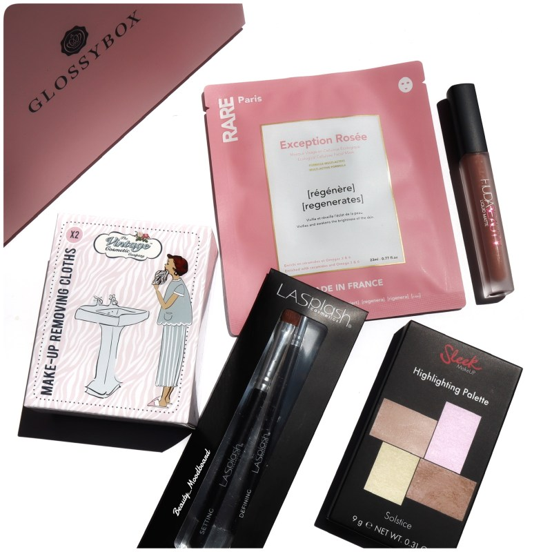 Glossybox Juin 2020 World of Beauty