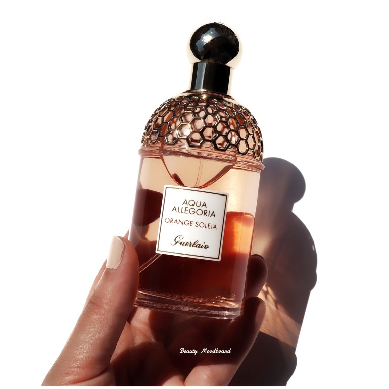 Aqua Allegoria Orange Soleia Nouveauté Parfum pour femmes Guerlain
