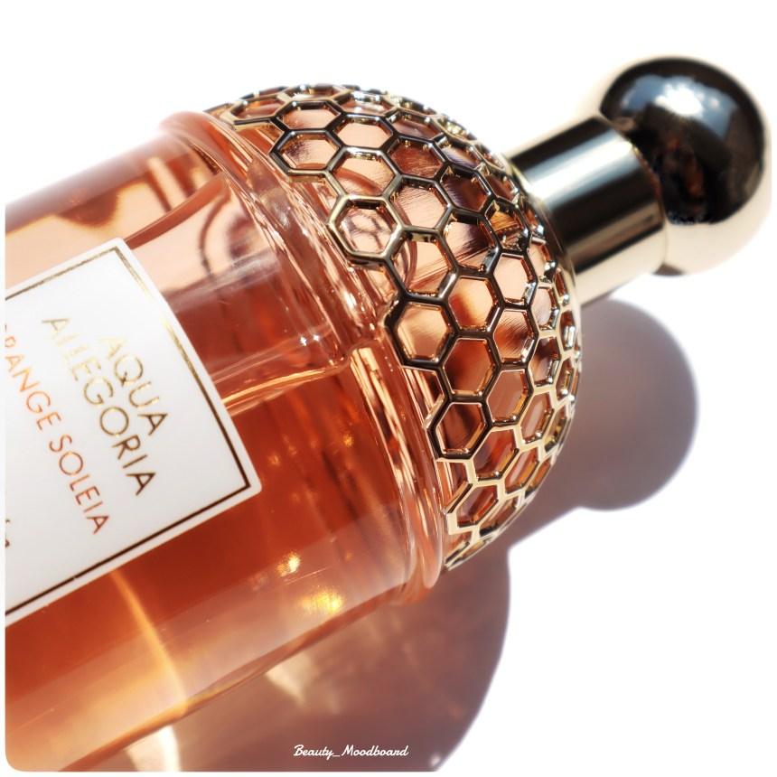 Guerlain Eau de Toilette hespéridée boisée Orange sanguine Bergamote Menthe
