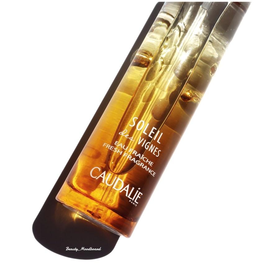 Nouveauté parfum Caudalie