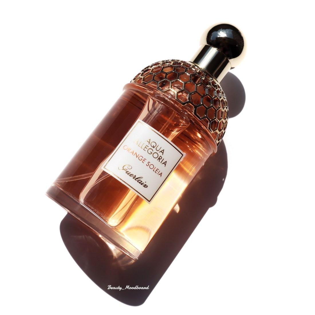 Nouveauté Parfum Guerlain Aqua Allegoria Orange Soleia