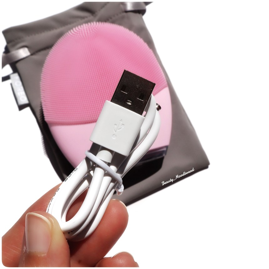 Chargeur USB pour brosse nettoyante connectée pulsations T Sonic