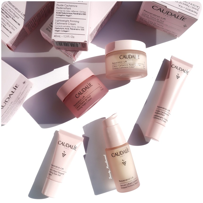Caudalie Resveratrol Lift nouveauté soins naturels Beauty horoscope Rentrée 2020