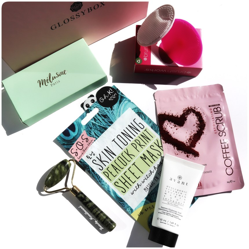 Glossybox Spa Time Septembre 2020