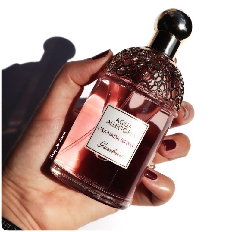 Parfum Guerlain été 2020 eau fraîche