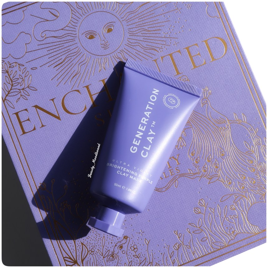 Masque Ultra Violet Generation Clay