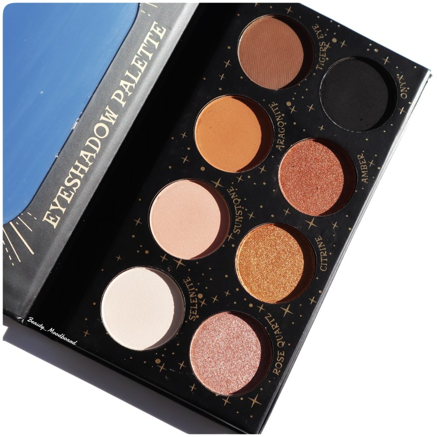 Palette Laspalsh Cosmetics Magic 8 fards à paupières