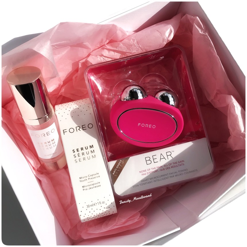 Beauty HorosKope Noël 2020 Verseau Foreo Bear