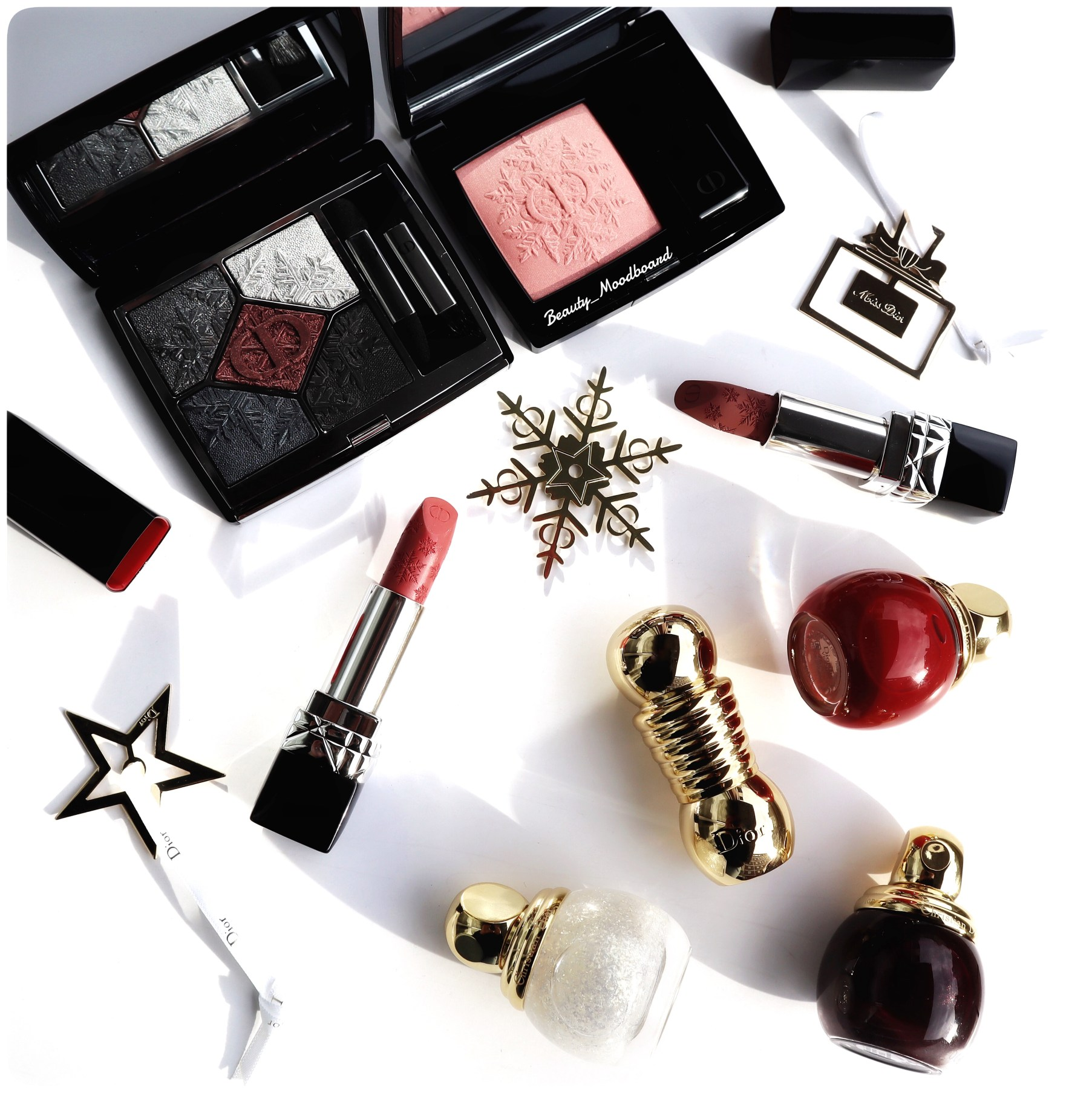 Dior Golden Nights Holiday Noël 2020