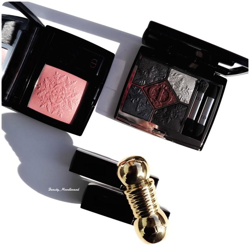 Haul Dior Makeup Golden Nights Holiday 2020