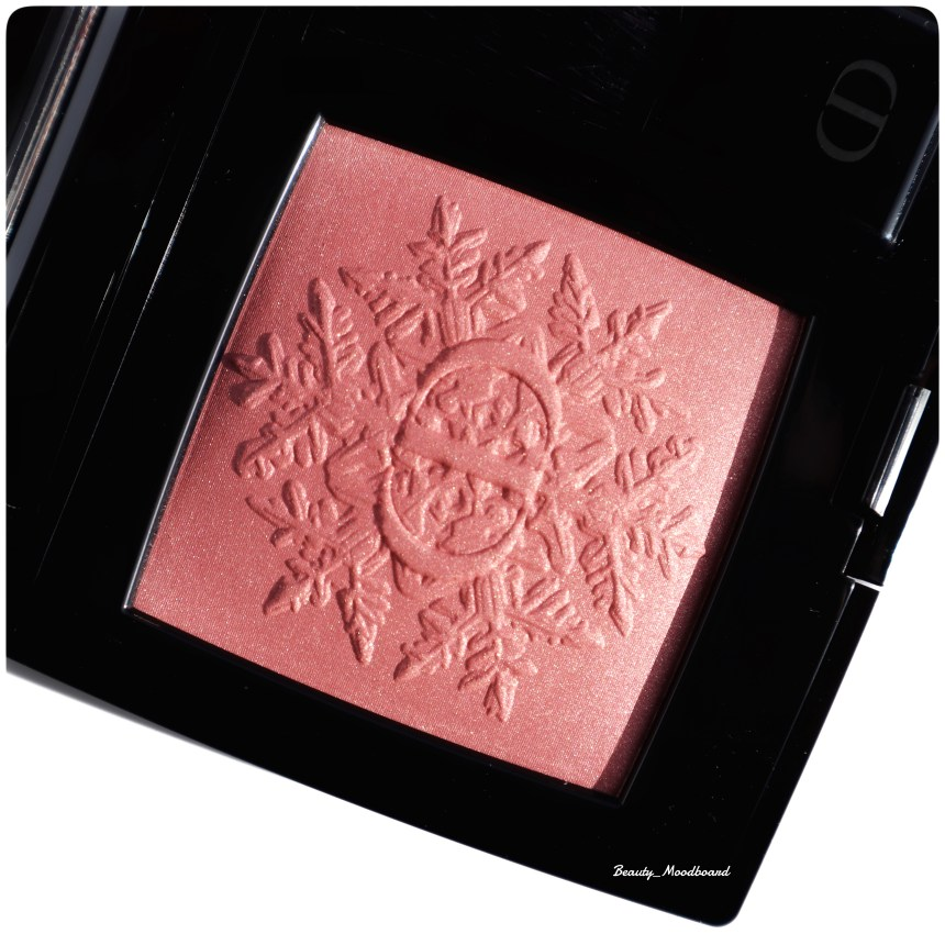 Dior Rouge Blush Golden Nights Holiday 2020