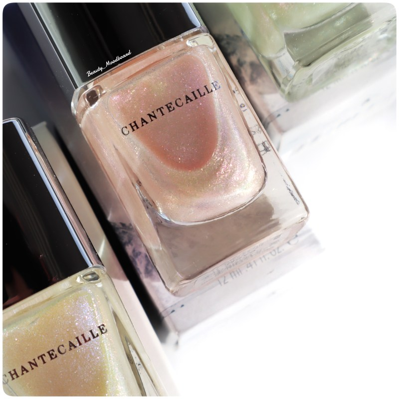 Chantecaille Sheer Nailpolishes Celestial