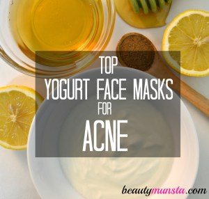 Top 5 Yogurt Face Mask Recipes for Acne Cure & Control