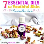 Reverse the Clock      |        Essential Oils for Aging Skin