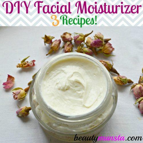 3 Shea Butter Facial Moisturizer Recipes For Acne Amp More