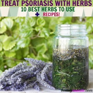 How to Heal Psoriasis Naturally with Herbs