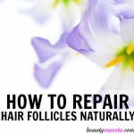 How to Repair Dry & Damaged Hair Follicles Naturally