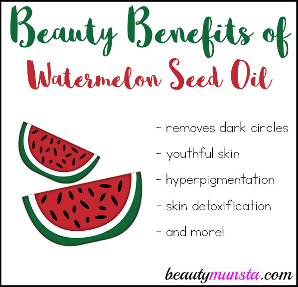 10 Beauty Benefits Of Watermelon Seed Oil For Skin Hair