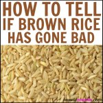 How to Tell If Brown Rice Has Gone Bad