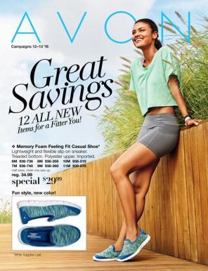 Avon Great Savings