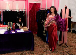 Exhibitors showcased attractive and unique designs