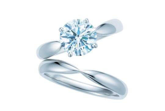 Tiffany's New Diamond Engagement Ring