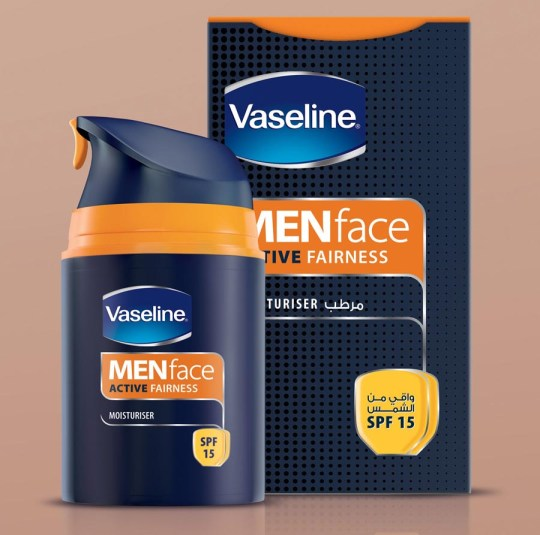 Introducing the new range from Vaseline