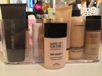 MakeupForever Mat Velvet +