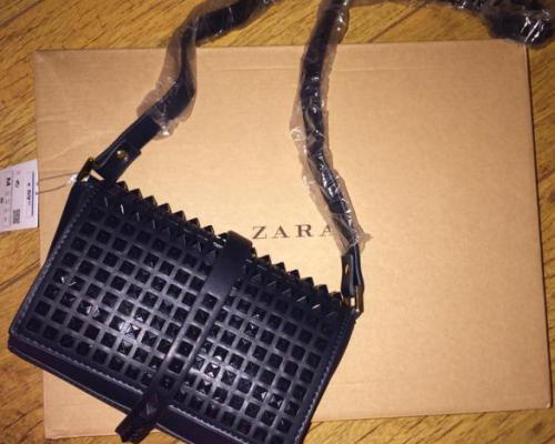 Zara Spring Bag 2014