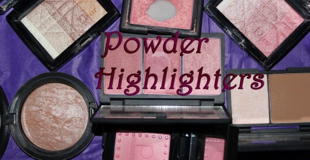 powder highlight