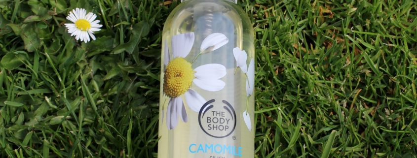 The Body Shop Camomile Silky Cleansing Oil