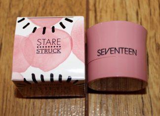 seventeen stare struck blush