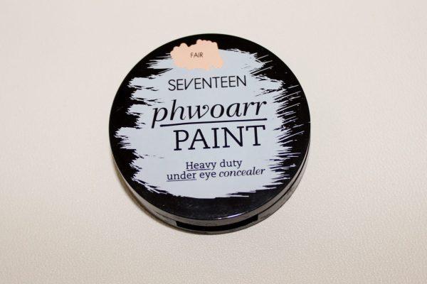 Phwoarr Paint Seventeen