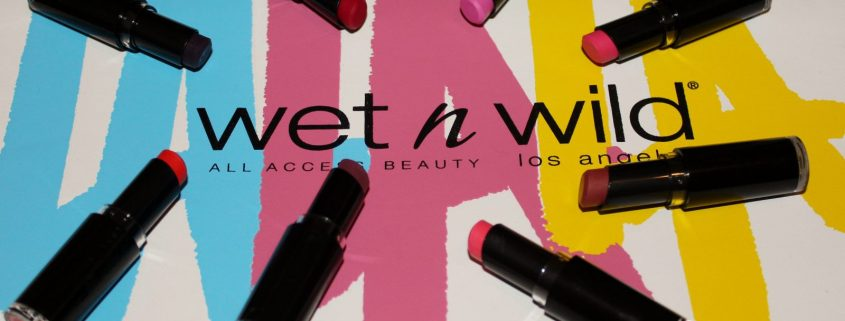 Beautynook Wet n Wild Megalast Lipsticks