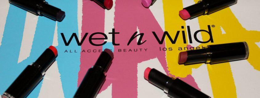 Beautynook Wet n Wild Megalast Lipsticks