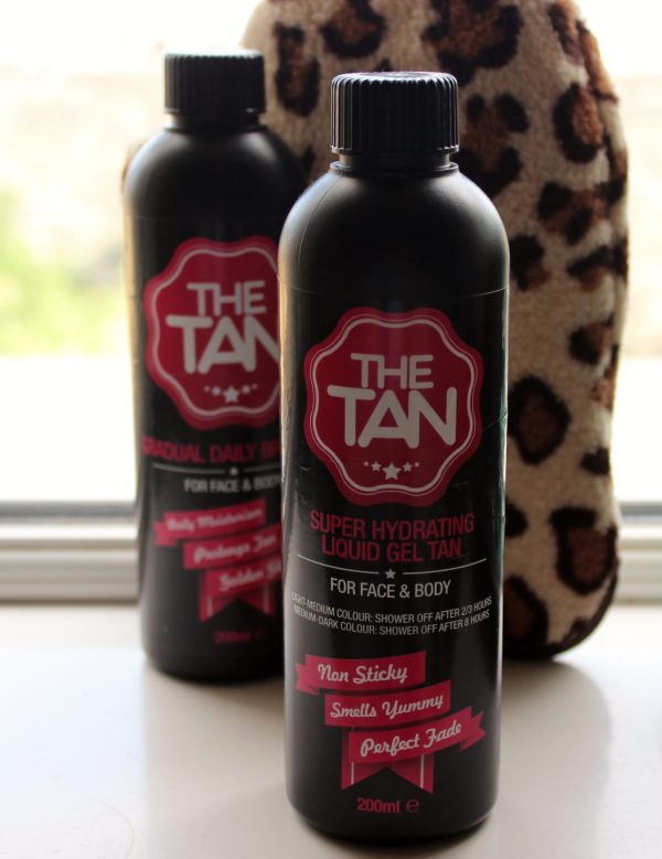 the tan beauty blog