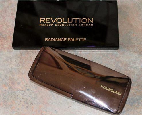 Makeup Revolution Radiance Palette V Hourglass Ambient Lighting Palette