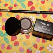 Inglot Gel Brow Liner Review