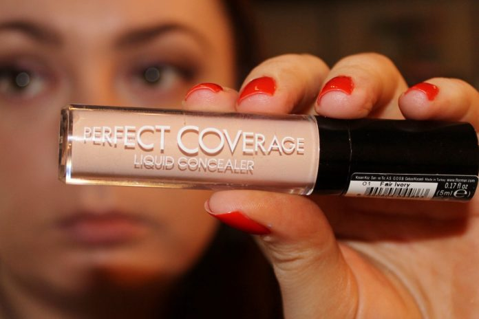 flormar perfect cover
